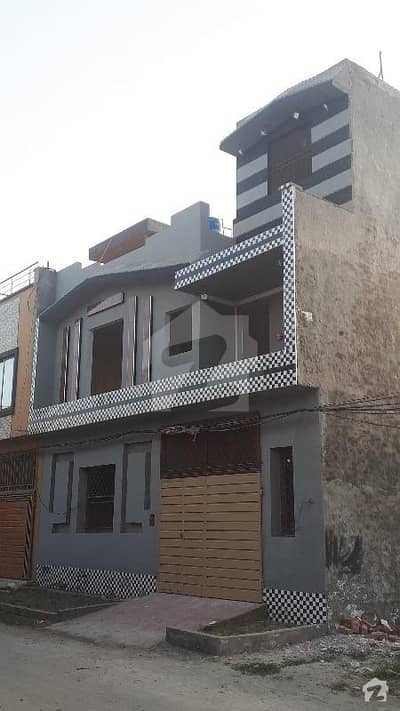 4 Marla Corner House Double Storey For Sale