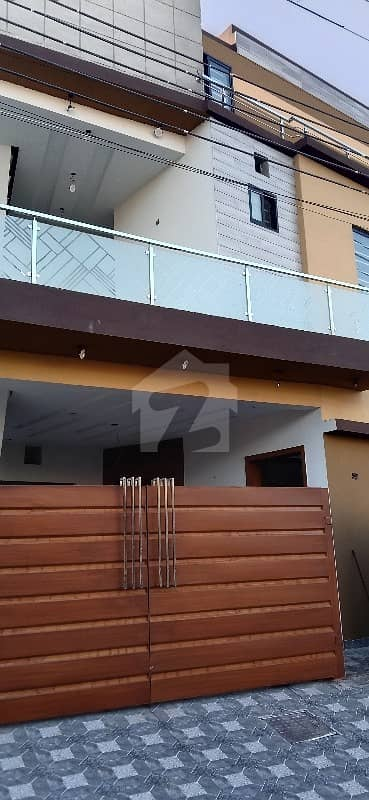 7 Marla Double Storey House For Sale In Punjab University Society Phase2