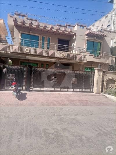 House For Sale National Police Foundation 1 Kanal