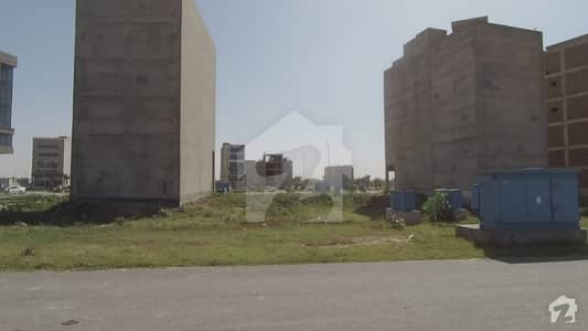 4 Marla Plot No B- 92 Dha Phase 8 Commercial Broadway  For Sale