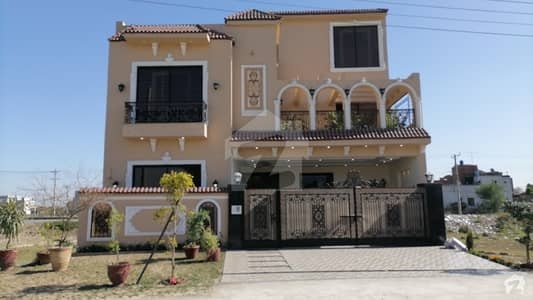 10 Marla Double Storey House For Sale In LDA Avenue 1 Block J