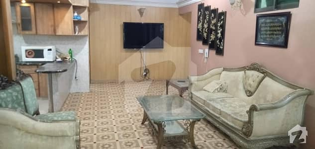 Fully Furnished 3 Bed Apartment Is Available For Rent On A Prime Location Of Dha Phase 2