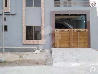 Three Storey House Of 4  Marla Is Available For Sale In Faisalabad