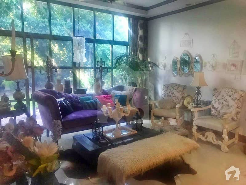 Main Margalla Road 4 Kanal House Is For Sale