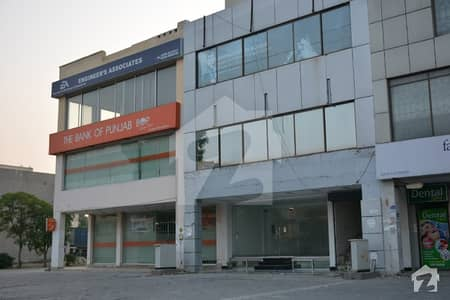 8 Marla Commercial Plaza For Sale With 8 Lac Rental Income