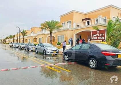 Beautiful Bahria Sports City Villa For Sale