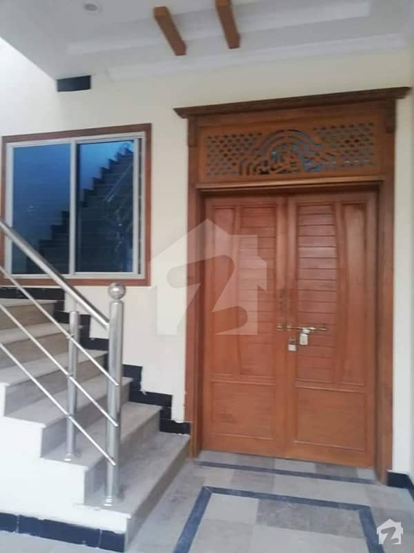 5 Marla Double Storey Brand New House For Sale Park Road Near Comsts University Islamabad 30 Feet Street Carpeted Gas Electricity And Water Available