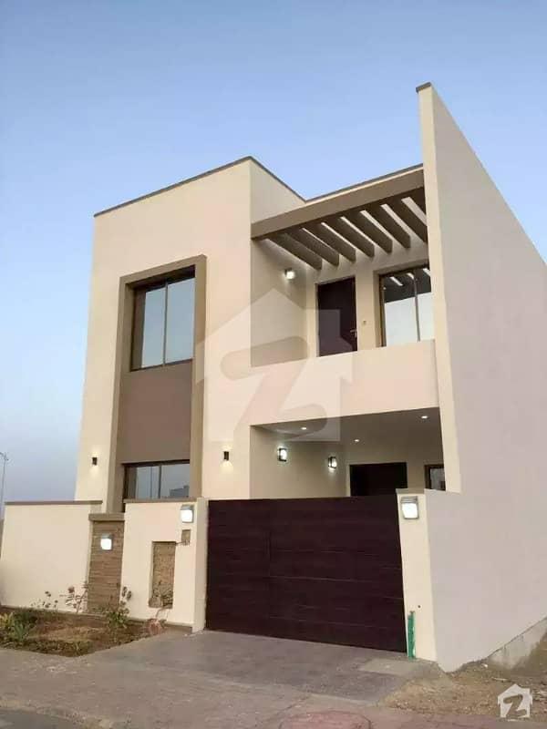 On Installment Fresh Booking Ali Block 125 Sq Yds Villa Available In Bahria Town Karachi