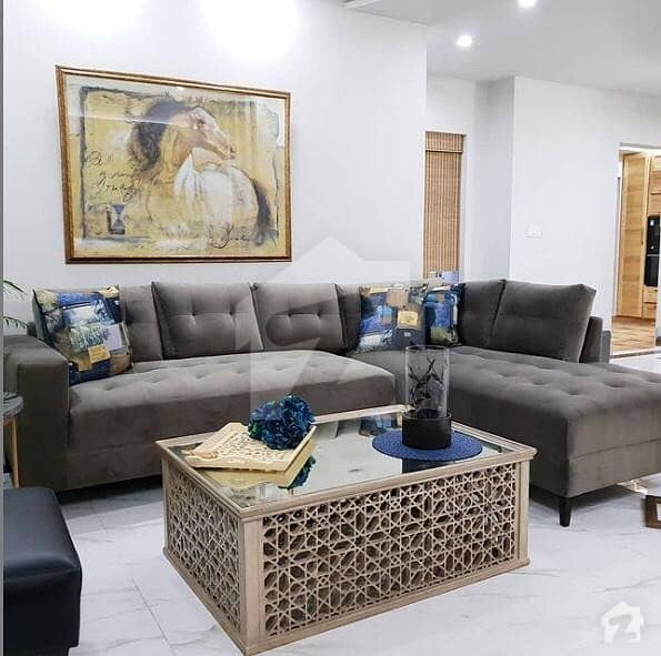 5 Marla 2 Bedroom Furnish Apartment Near To Avenue Mall Available For Rent