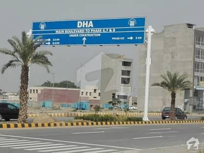 ڈی ایچ اے فیز 7 - بلاک یو فیز 7 ڈیفنس (ڈی ایچ اے) لاہور میں 1 کنال رہائشی پلاٹ 2.5 کروڑ میں برائے فروخت۔