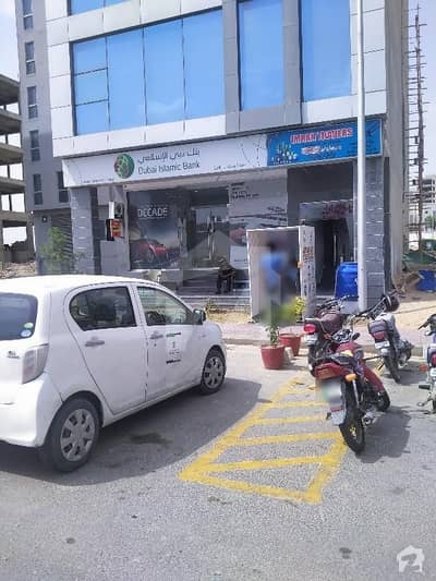 بحریہ ٹاؤن کراچی کراچی میں 1 مرلہ دکان 28 لاکھ میں برائے فروخت۔