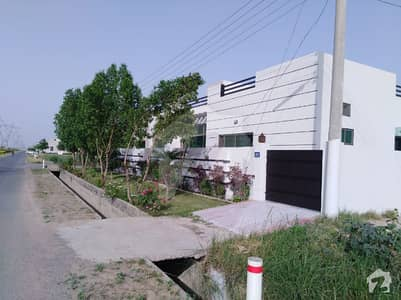 Buy A Centrally Located 4950  Square Feet House In Wapda City