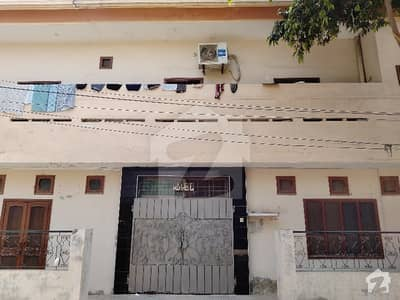 1350  Square Feet House In Nisar Colony For Sale