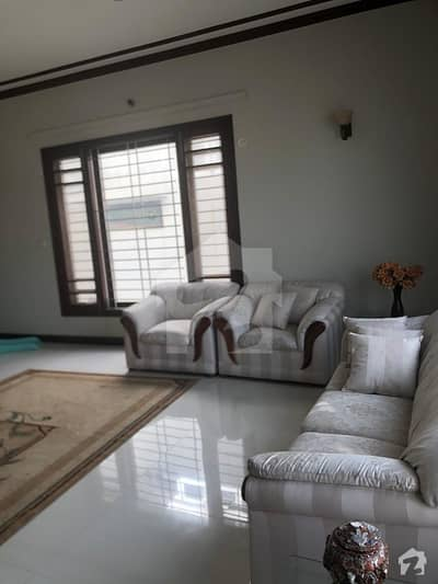 500 Yards  Proper 2 Unit 3+3 Bedrooms With Basement Tiled Flooring  Just 4 Years Old Most Prime Location Of Phase 7 Kh E Badban
