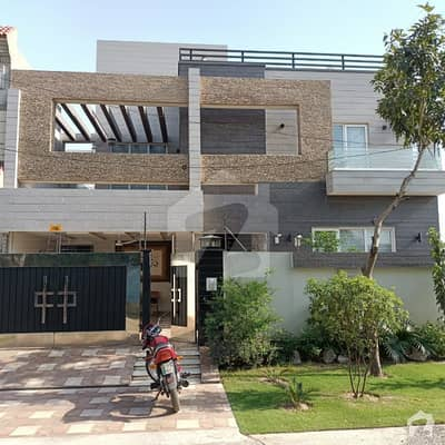 Dha Defense Slightly Used Corner 7 Beds House Available For Sale