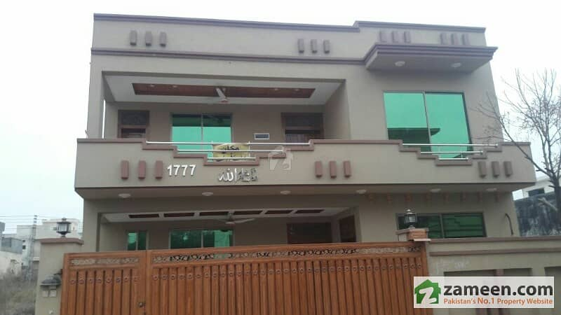 House For Sale In National Police Foundation, Islamabad