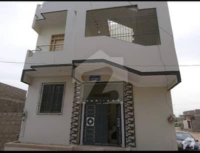 Double Storey House In Korangi