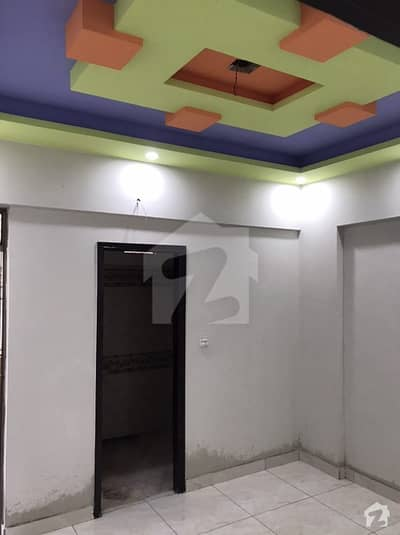 In Khudadad Colony Flat For Sale Sized 1250  Square Feet