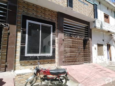 Double Storey House Is Available For Sale In Rafi Park