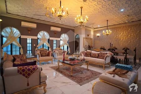 2 Kanal Fully Furnished House For Sale In Bahria Town