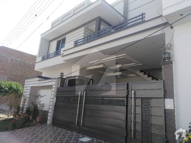 Double Storey House 2 Kitchen 2 Drawing Room 2 Tv Lounge 4 Washroom 1 Car Porch. Take A Look At This 7  Marla