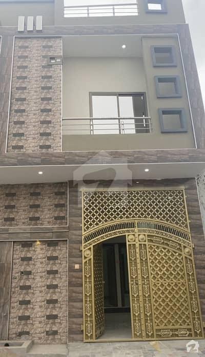سرگودھا - سلاں والی روڈ سرگودھا میں 3 کمروں کا 3 مرلہ مکان 65 لاکھ میں برائے فروخت۔