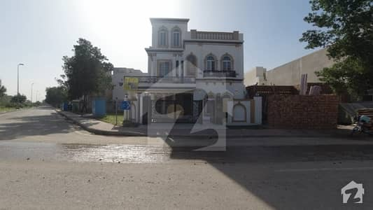 10 Marla Corner Adjacent Park Double Storey Brand New House For Sale