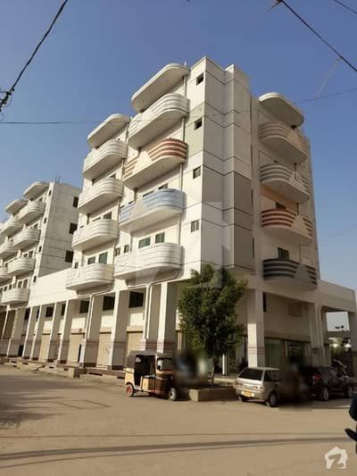 1100  Square Feet Flat Available In Gadap Town For Sale