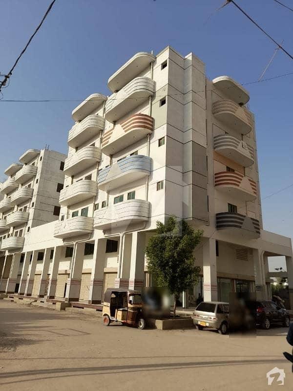 احسن آباد گداپ ٹاؤن کراچی میں 2 کمروں کا 5 مرلہ فلیٹ 80 لاکھ میں برائے فروخت۔