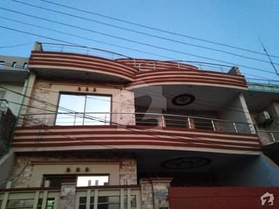 خیابان صادق سرگودھا میں 8 مرلہ مکان 1.6 کروڑ میں برائے فروخت۔