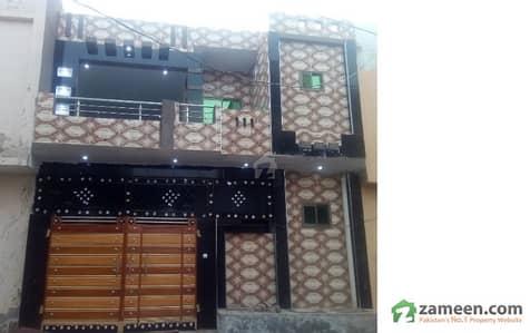 Brand New  House For Sale In Sargodha  Zafar Ullah Chowk