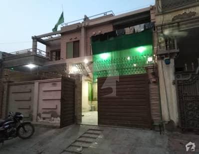 خیابان صادق سرگودھا میں 5 مرلہ مکان 1.3 کروڑ میں برائے فروخت۔