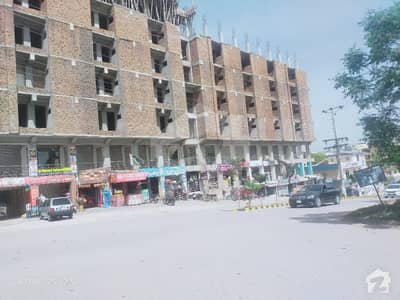 A Stunning Flat Is Up For Grabs In Korang Town Islamabad
