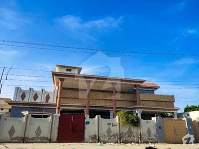 گلشن کالونی ڈیرہ اسماعیل خان میں 6 کمروں کا 1 کنال مکان 2.5 کروڑ میں برائے فروخت۔