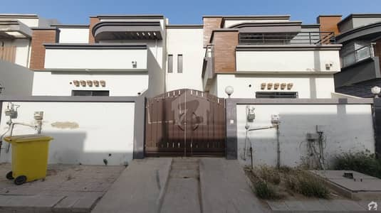 1 Unit Luxury Furnished Park Facing West Open Bungalow Is Available For Sale In Saima Arabian Villas