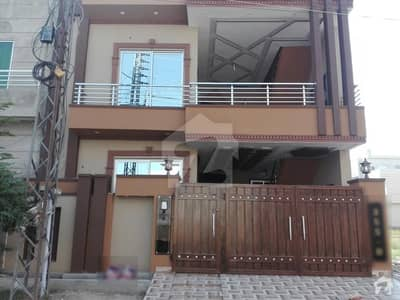 7 Marla House Is Available For Sale In Punjab University Employees Society