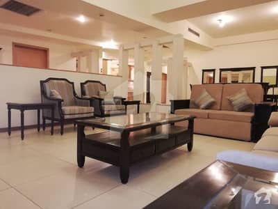 10 Marla 3 Beds Apartment Fully Furnished Good Location Available For Rent In Mall Of Lahore Cantt Lahore