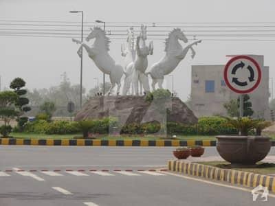 سٹی ہاؤسنگ سوسائٹی - فیز 1 سٹی ہاؤسنگ سوسائٹی فیصل آباد میں 10 مرلہ رہائشی پلاٹ 64 لاکھ میں برائے فروخت۔