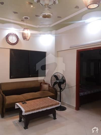 Highly-Coveted 750  Square Feet Flat Is Available In Lyari Town For Sale