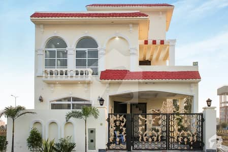 8 Marla Brand New Spanish Bungalow For Sale In Dha Phase 9