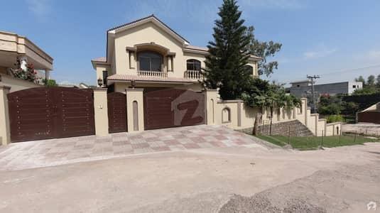 Big House For Sale Bhara Kahu Bani Gala Road Islamabad