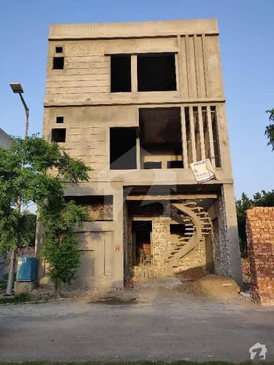 داؤد ریذیڈنسی ہاؤسنگ سکیم ڈیفینس روڈ لاہور میں 6 کمروں کا 5 مرلہ مکان 96 لاکھ میں برائے فروخت۔