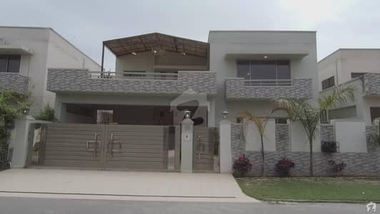 1 Kanal Beautiful Design Fully Furnished Bungalow Is For Sale In Askari 10 Sector F