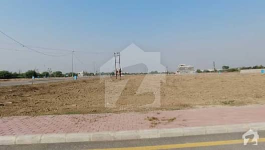 5 Marla Residential Plot For Sale In Ghaznavi Extension Of Bahria Town Lahore