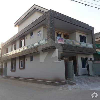 8.5 Marla Corner House For Sale Double Car Porch