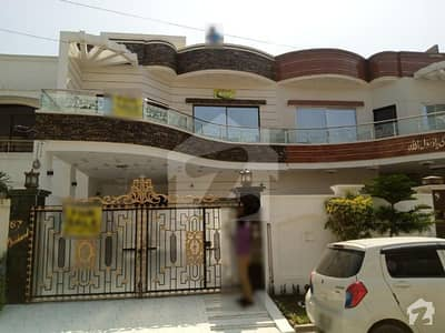 10 Marla Brand New House For Sale In Architect Engineering Society