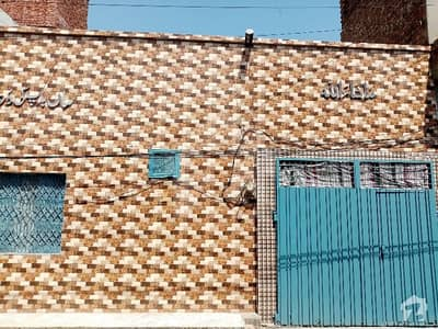 House Available For Sale At Quid E Azam Park