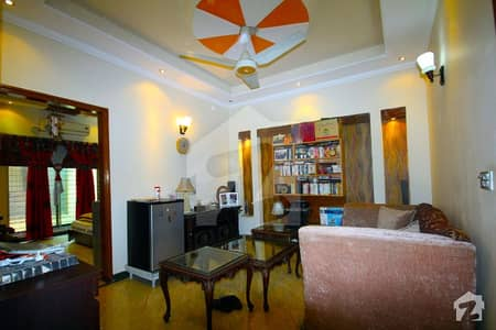 10 Marla Furnished Lower Portion Available For Rent In Dha Phase 5