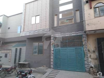 3 Marla House For Sale Double Storey Old Raza Garden