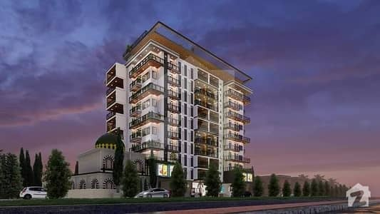 Flat For Sale In Hayatabad Heights On 3 Years Installment Plan